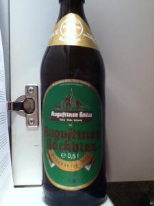 Augustinerbier Bock01