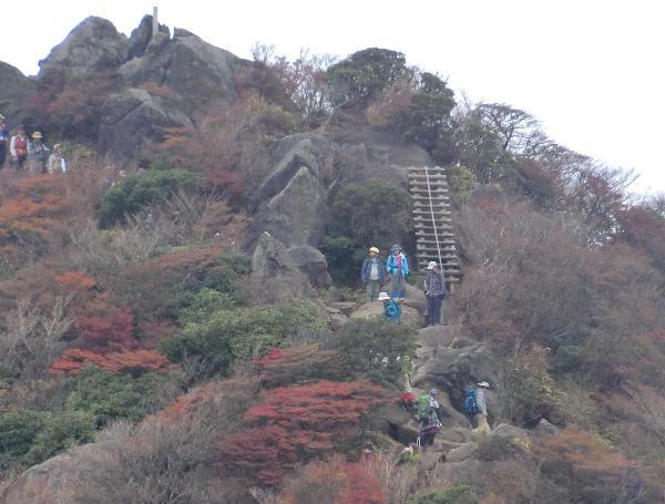中岳登頂 7