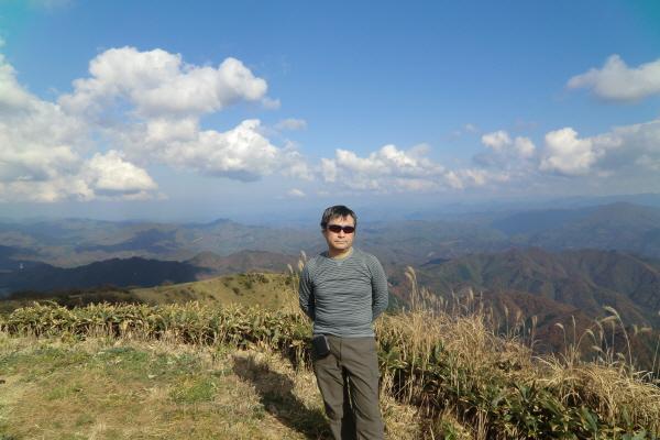 十種ヶ峰登山7