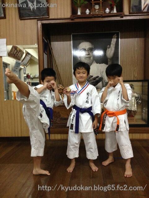 okinawa shorinryu karate kyudokan 20131213024