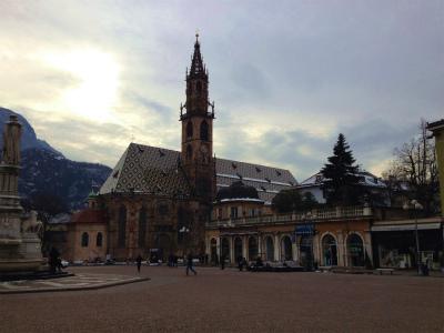 Bolzano Centro 2014