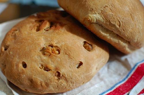 塩麹くるみパン2