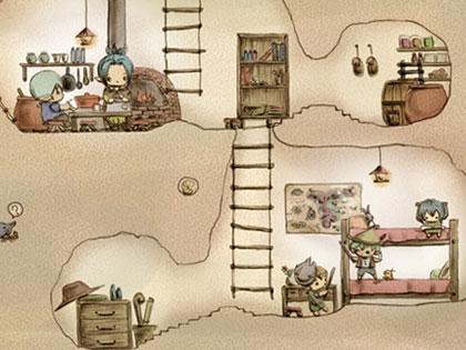 プレーンフォークの家2