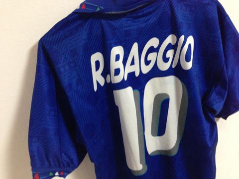 No.10 Baggio