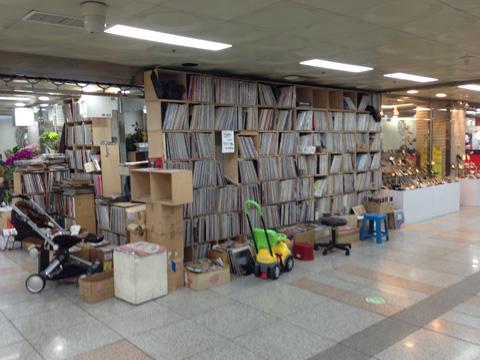 korean vinyl store 1