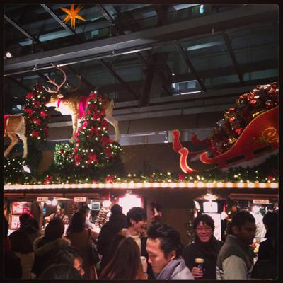 クリスマスマーケット2013