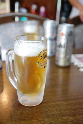 生ビール風