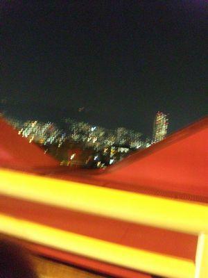六甲の夜景