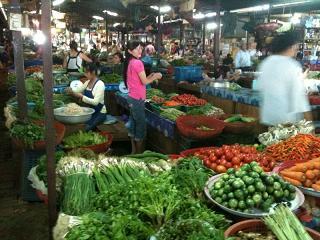 シェンクワン市場