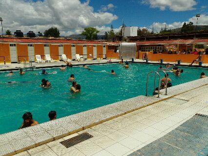 インカ温泉