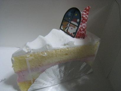 12/24 クリスマスケーキ