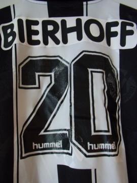 ウディネーゼ95-96(H)s/s#20 BIERHOFF