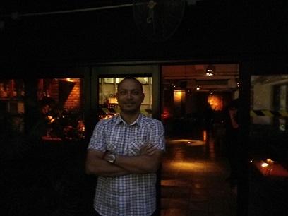香港バー チャンドラカント