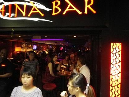 香港バー 3