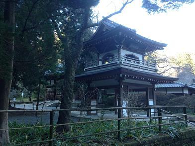 浄智寺20140119