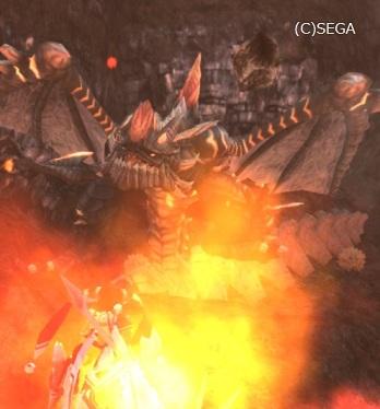 ヴォル・ドラゴン戦