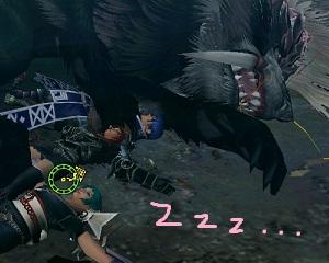 みんなで添い寝ターイム♪