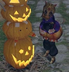 楽しいハロウィンを♪