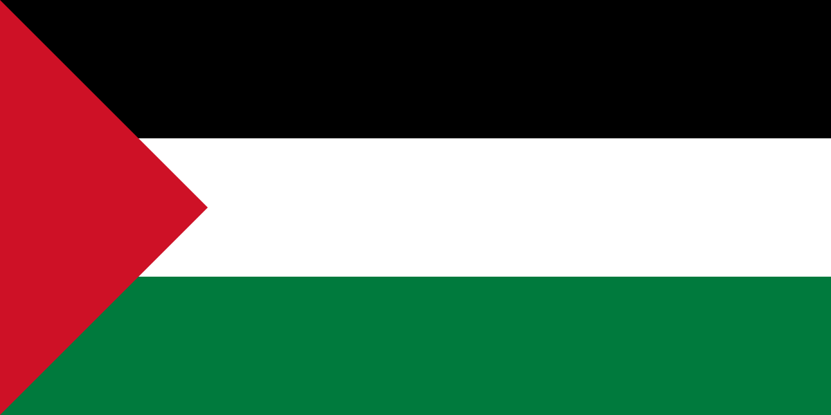 パレスチナ旗