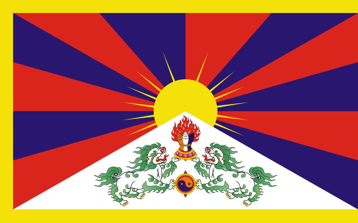 チベット旗