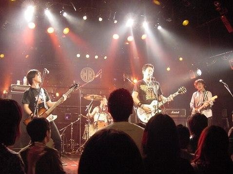 Life Blood ライブ