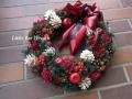 Little Bee wreath 2013