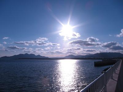 20110130_冬晴れの海