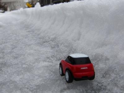 20110212_雪の壁!