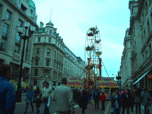 リージェントストリートフェスティバル