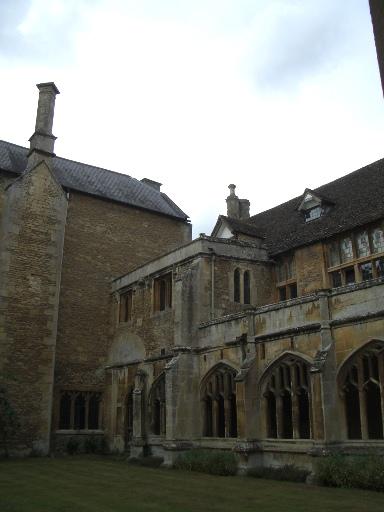 19 Lacock Abbey