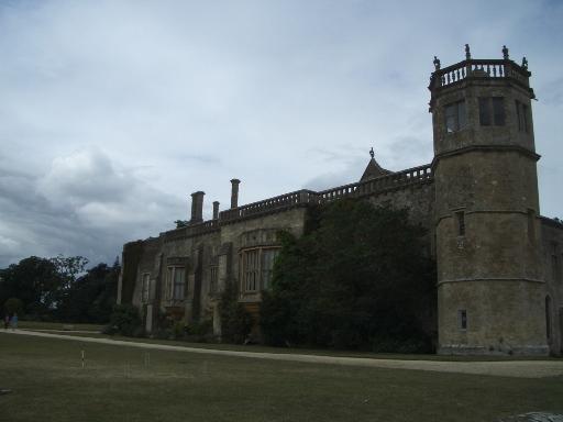 18 Lacock Abbey