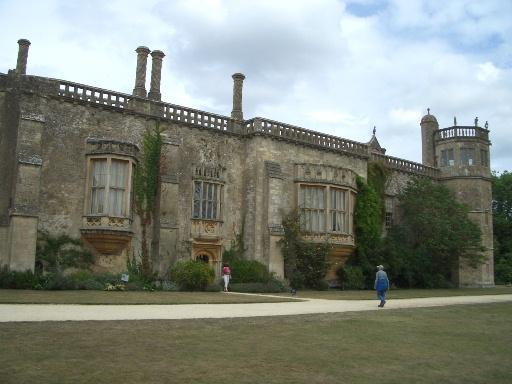17 Lacock Abbey