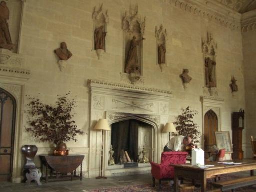 23 Lacock Abbey