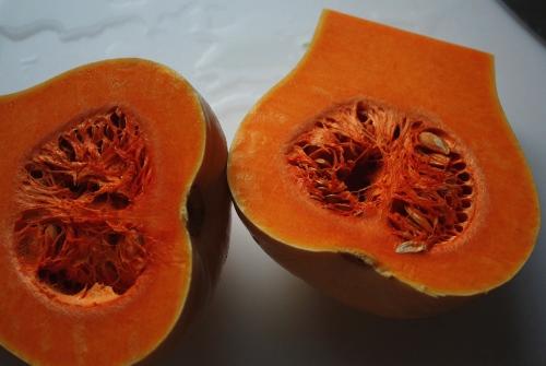 かぼちゃですね