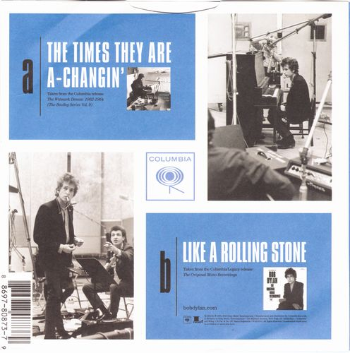 Bob Dylan - The Times They Are A-Changin' 2