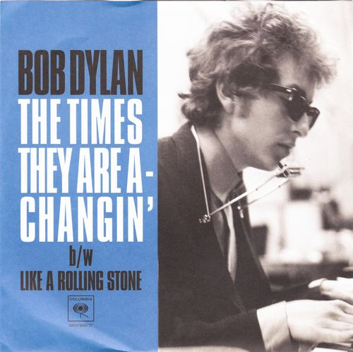 Bob Dylan - The Times They Are A-Changin' 1