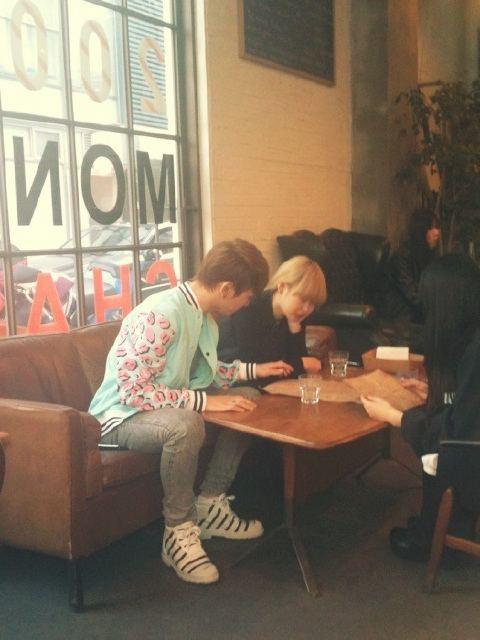 key at cafe-Apgujeong1
