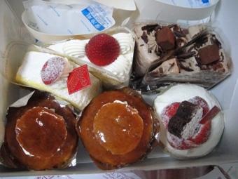 便乗ケーキ