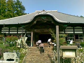 山門や総門 本堂には七福神さんもいますよ!
