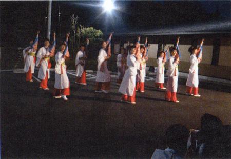 踊り、綺麗ですね! (●^o^●)/