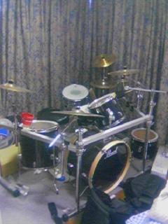 実家ドラム1