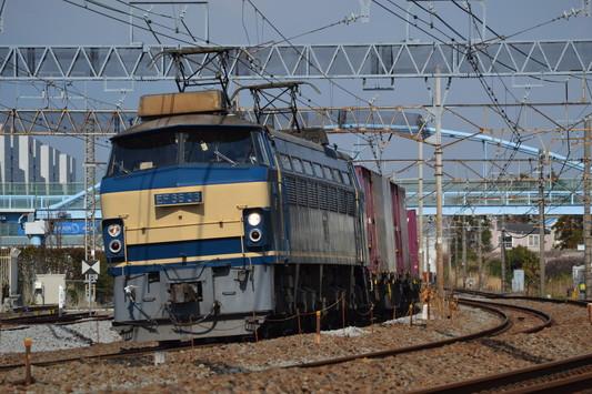 EF66-36 5097レ