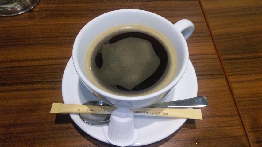 アフターコーヒー