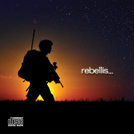 rebellisジャケット