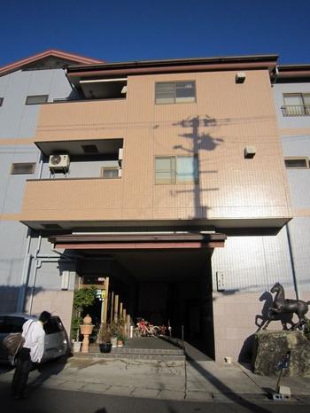 民宿Aコース(外観)