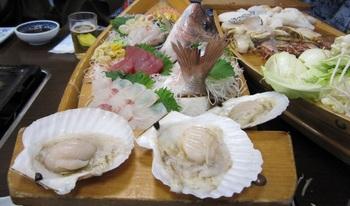 民宿夕食(加工)