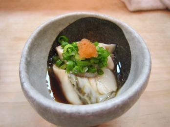 仙鳳跡牡蠣