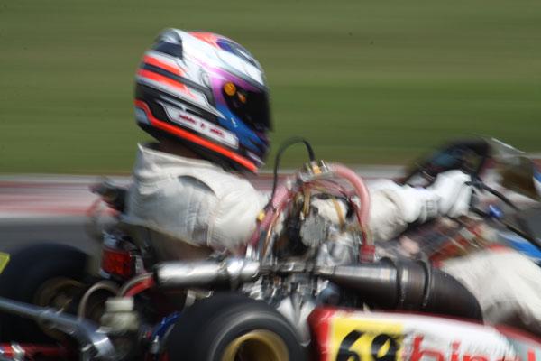 つくばサーキット・スーパーカート第4戦/1000cc CUP第3戦