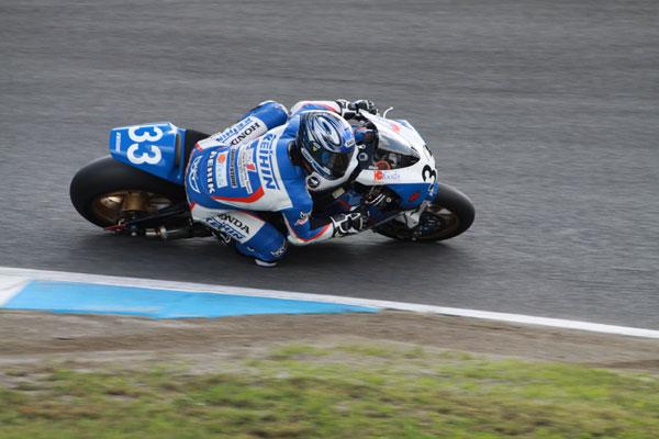全日本ロードレース第6戦もてぎ・JSB1000