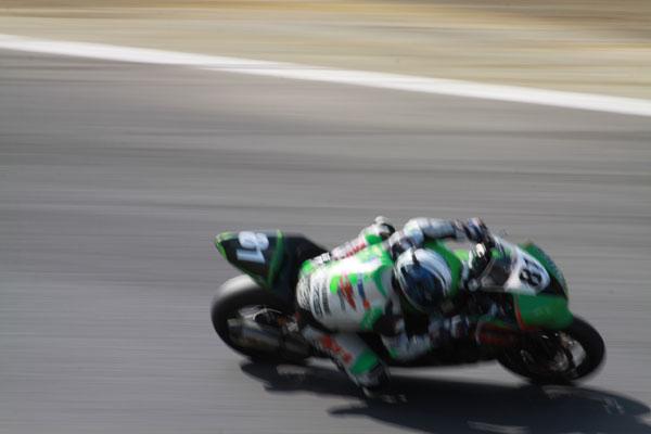 全日本ロードレース第6戦もてぎ・ST600